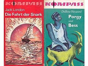 """Kleine Bibliothek """"Kompass-Bücherei"""". 80 Titel. 1.) Nr.: Krack, Hans-Günter u."""
