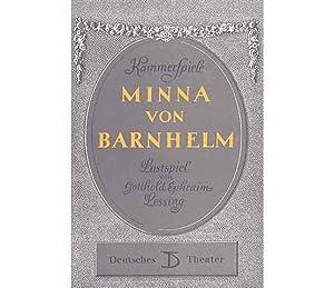 """Konvolut """"Deutsches Theater Berlin/Programmhefte"""". 21 Titel. 1.): Besson, Benno u.a."""