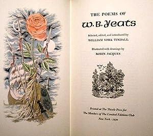 THE POEMS OF W. B. YEATS: YEATS, W. B