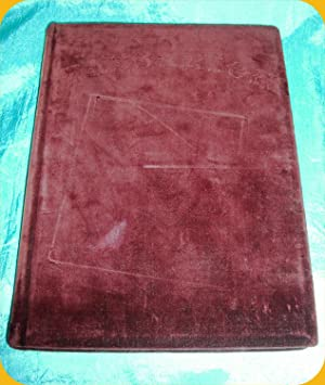THE 1934 VASSARION: BISHOP, Elizabeth (Editor-in-Chief)