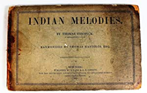 INDIAN MELODIES: COMMUCK, Thomas (A