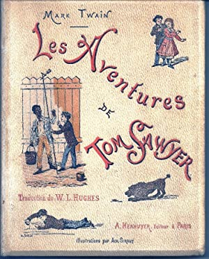 LES AVENTURES DE TOM SAWYER: TWAIN, Mark [CLEMENS,