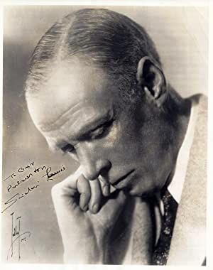 SIGNED PHOTOGRAPH