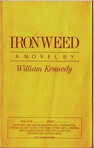 IRONWEED: KENNEDY, William