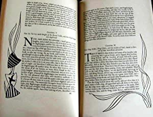 LE MORTE D'ARTHUR. THE STORY OF KING: MALORY, Sir Thomas