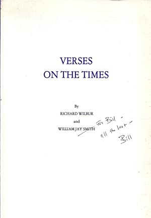 VERSES ON THE TIMES