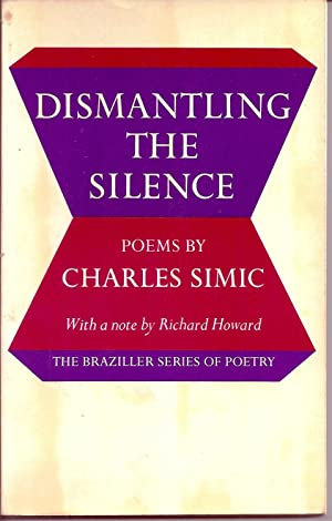 DISMANTLING THE SILENCE. POEMS