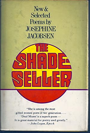 THE SHADE-SELLER. NEW AND SELECTED POEMS