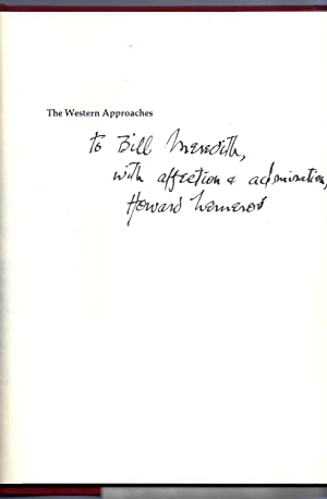 THE WESTERN APPROACHES. POEMS 1973-75