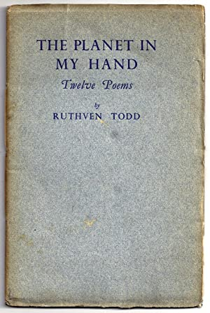THE PLANET IN MY HAND. TWELVE POEMS