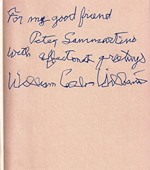 THE SELECTED LETTERS OF WILLIAM CARLOS WILLIAMS