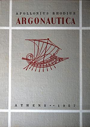 ARGONAUTICA OR, THE QUEST OF JASON FOR THE GOLDEN FLEECE.