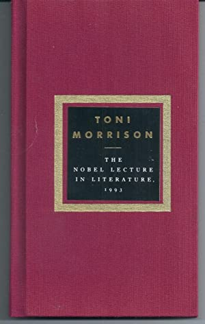 THE NOBEL LECTURE IN LITERATURE, 1993: MORRISON, Toni