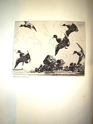 ETCHINGS AND DRYPOINTS BY FRANK W. BENSON. Volume 3 (of 4)