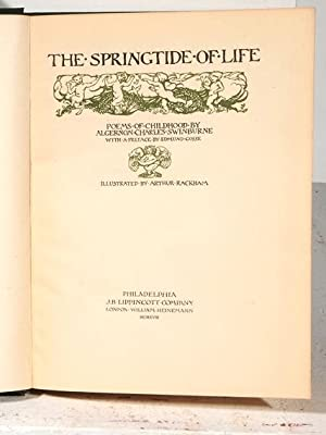 THE SPRINGTIDE OF LIFE. POEMS OF CHILDHOOD
