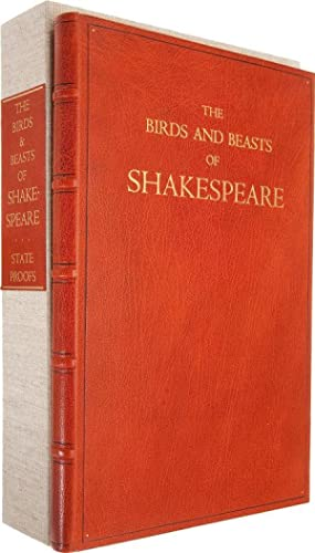 THE BIRDS AND BEASTS OF SHAKESPEARE