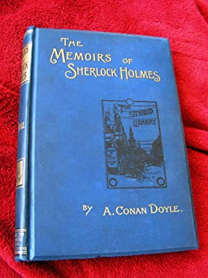 The Adventures of Sherlock Holmes - First Edition - AbeBooks