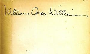 AMERICA & ALFRED STIEGLITZ. A COLLECTIVE PORTRAIT: WILLIAMS, William Carlos]
