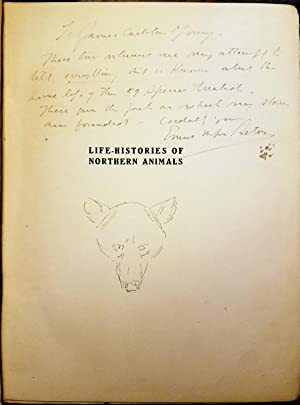 LIFE-HISTORIES OF NORTHERN ANIMALS. An Account of the Mammals of Manitoba
