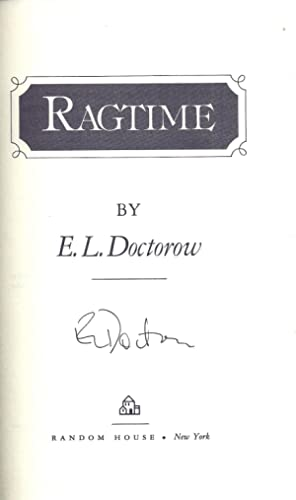 RAGTIME: DOCTOROW, E. L