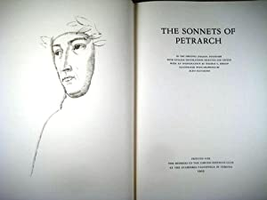 THE SONNETS OF PETRARCH