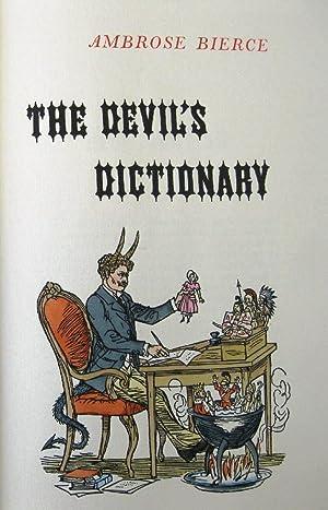 THE DEVIL'S DICTIONARY: BIERCE, Ambrose