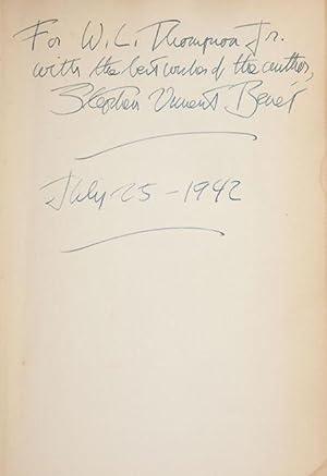 JOHN BROWN'S BODY: BENET, Stephen Vincent