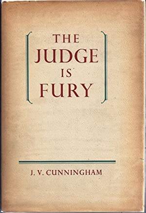 THE JUDGE IS FURY
