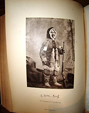 NARRATIVE OF THE SECOND ARCTIC EXPEDITION MADE BY CHARLES F. HALL: HIS VOYAGE TO REPULSE BAY, SLE...