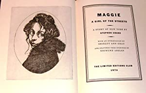 MAGGIE: A GIRL OF THE STREETS: CRANE, Stephen