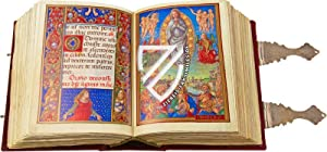 Stundenbuch der Sforza - Signatur: Add. MS 34294 - British Library (London, Groábritannien)