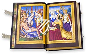 Great Hours of Anne of Brittany -: Miniaturist: Jean Bourdichon