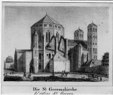 Gereonskirche Köln