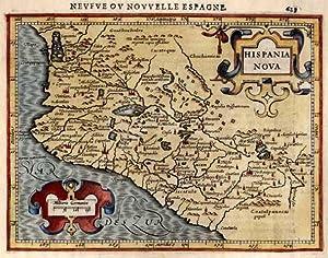 Mexic, Hispania nova.: AMERIKA: Mittelamerika: