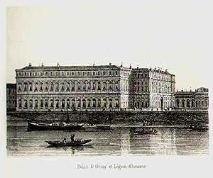 Palais d'Orsay et Légion d'Honneur.: FRANKREICH: Paris: