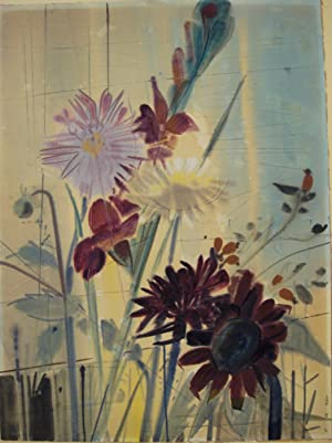Mit Mohn.: SCHREIBER Otto-Andreas 1907 - 1978,
