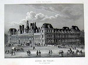 Hôtel de Ville.: FRANKREICH: Paris: