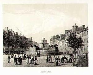 Château d'Eau.: FRANKREICH: Paris:
