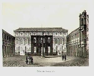 Palais des Beaux - Arts.: FRANKREICH: Paris: