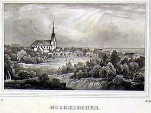 """Gesamtansicht """" Hochkirchen """".: HOHENKIRCHEN:"""