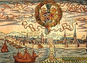 Stettin: Gesamtansicht über die Oder.: OSTEUROPA: Polen: