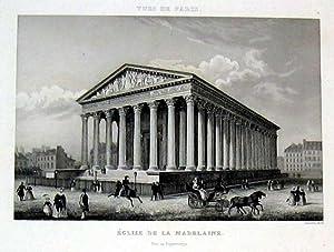 Église de la Madelaine.: FRANKREICH: Paris: