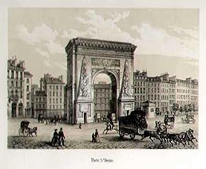 Porte St. Denis.: FRANKREICH: Paris: