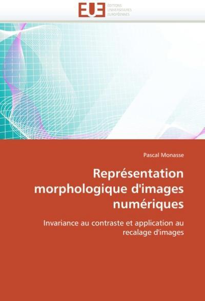 Représentation morphologique d'images numériques : Invariance au contraste et application au recalage d'images - Pascal Monasse