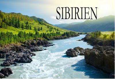 Sibirien - Ein kleiner Bildband - Sabine Weiss