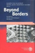 Beyond Borders : Re-defining Generic and Ontological Boundaries - Ramón Plo-Alastrué