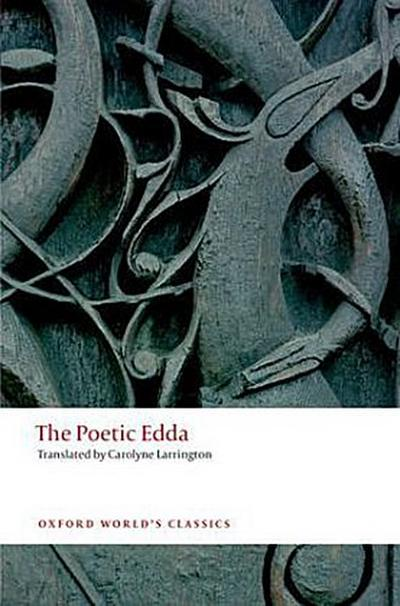 the dating of eddic poetry