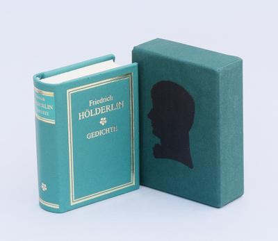 Ausgewählte Gedichte: Friedrich Hölderlin