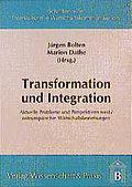 Transformation und Integration: Jürgen Bolten