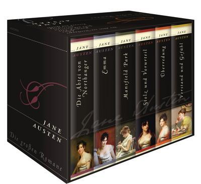 Die großen Romane : Stolz und Vorurteil: Jane Austen